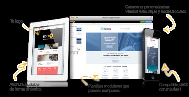 Planificar campañas email marketing